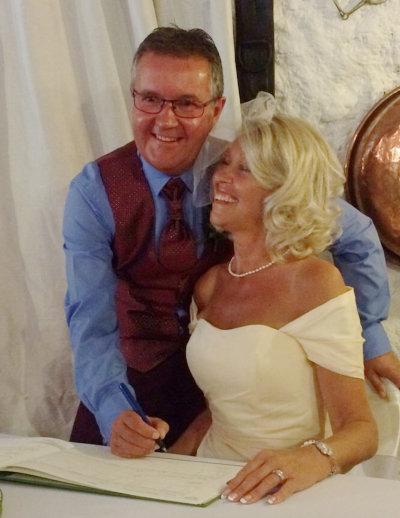 Janet Wedding