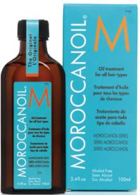 Moroccan Oil for wet weather